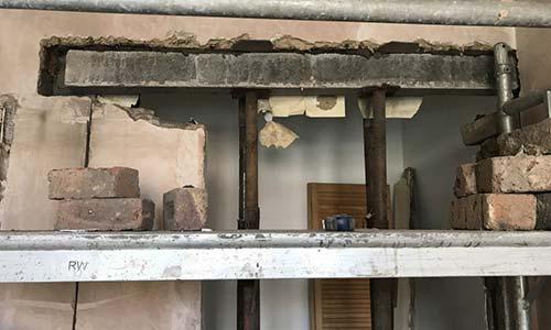 Property Maintenance Glasgow Sandstone Repair Joinery